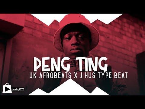 UK Afrobeats x Dancehall Instrumental   J Hus type beat -  PENG TING (prod by LTTB)