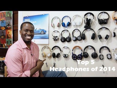 Top 5 Headphones of 2014