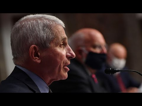 Fauci Says Assume Any Covid-19 Vaccine Will Offer ''Finite'' Protection