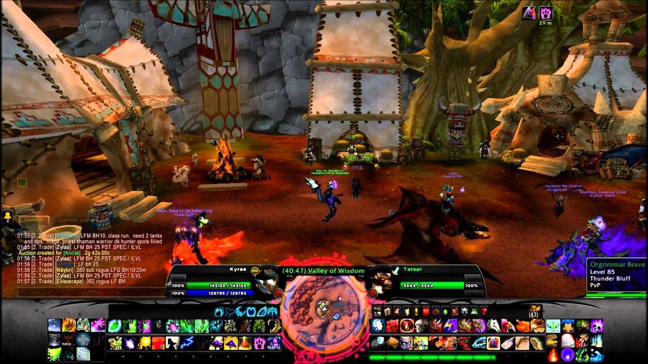Best World Of Warcraft Ui