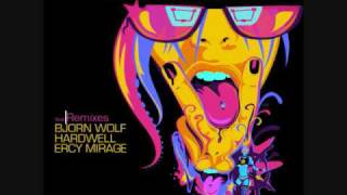 George F - Congo man (Hardwell & Bjorn Wolf Remix)