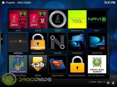 How to Install Fusion, Icefilms, 1Channel, Phoenix, Genesis Navi X on Kodi