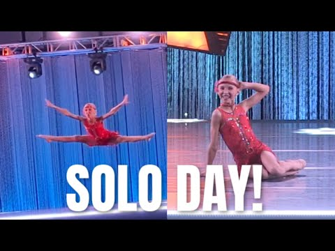 Dance Solo Day! How Did It Go?!