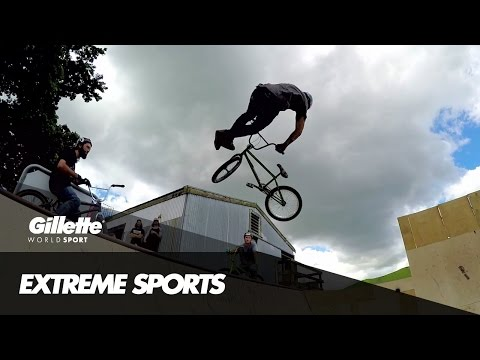 The Mecca of New Zealand BMX - Franklin Farm | Gillette World Sport