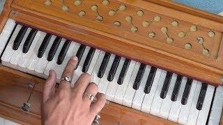 आसान तरीके से हारमोनियम बजाना सीखें | Complete Harmonium Course For Beginners In Hindi