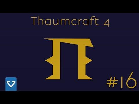 Thaumcraft 4 1 - Essentia Mirrors, Runic Armor and Golem Core