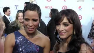 Mayte Garcia and William Levy? | Alma Awards | Entretenimiento