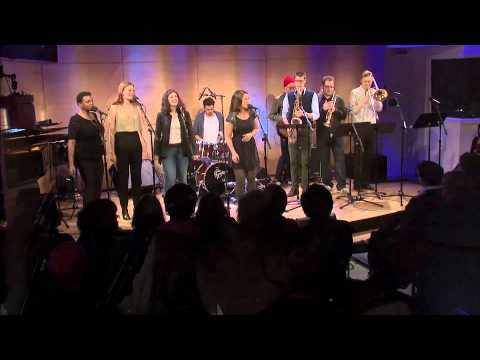 Music from the 2014 Jonathan Larson Grants event: Shaina Taub