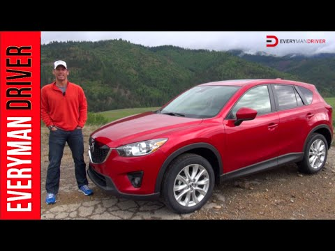 Review: 2014 Mazda CX-5 on Everyman Driver