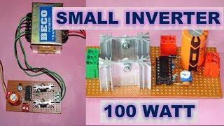 100 Watt Inverter At Home