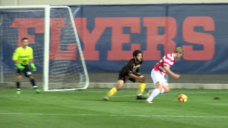 Dayton Men's Soccer: St. Bonaventure Highlights