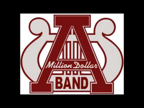 Yea Alabama Fight Song Studio Version with Vocals best digital recording University of Alabama