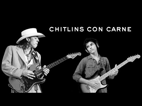 Tom Ibarra Trio - Chitlins Con Carne - Stevie Ray Vaughan / Kenny Burrell