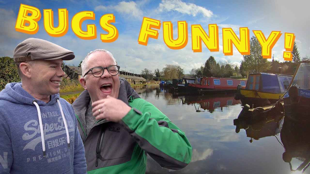 Narrowboat Adventure on the Peak Forest Canal!