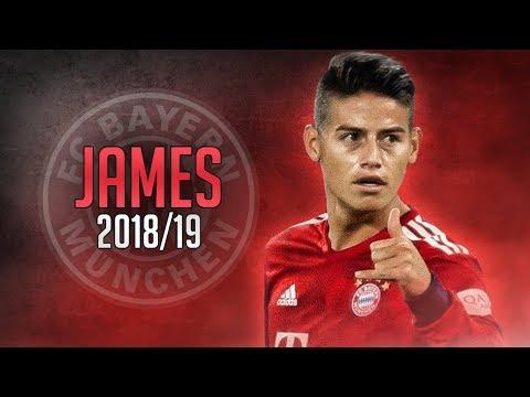 James Rodríguez 2018/19 ● Midfielding Genius ● Skills & Goals | HD
