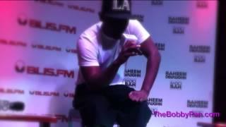 TheBobbyPen presents Kendrick Lamar Freestyle