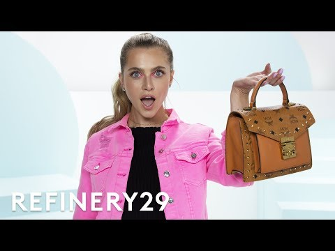 What's In 13 Reasons Why Actress Anne Winters' Bag | Spill It | Refinery29