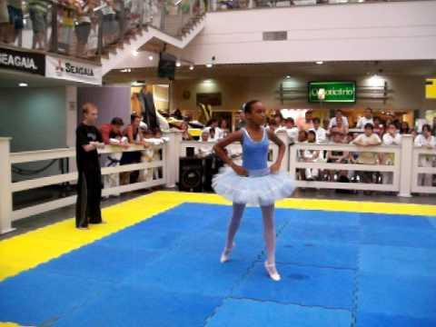 Karate com Ballet