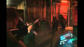 Resident Evil 6 Demo Walkthrough/Let's Play (Part 1 {360 Gameplay})