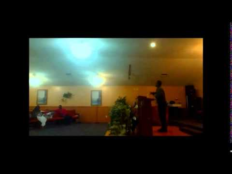 Min. Tony Pope Trial At Christway Pt 3