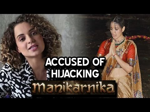 Thumbnail: Kangana Ranaut Accused, In Legal Trouble - Manikarnika Scrapped