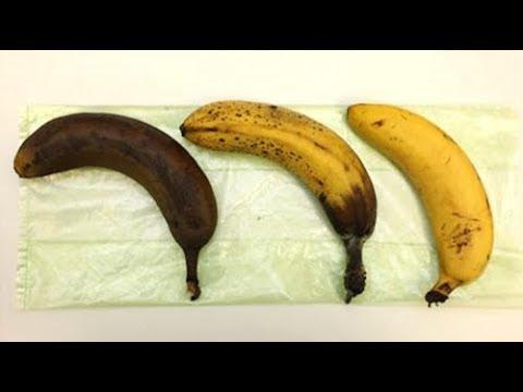 هل تعلم ماذا يحدث لجسمك عند تناول الموز الأسود . لن تصدق !
