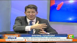 Sunday Live: Interview with British High Commissioner Dr. Christian Turner