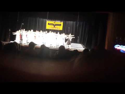 East Noble Middle School Show Choir