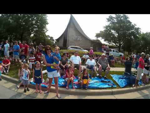Brookfield 4th Of July Parade With American Legion Post 449 Part 1