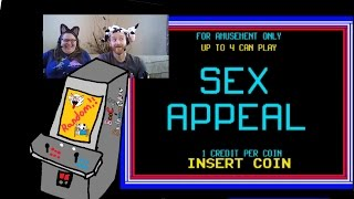 Sex Appeal, Sailor Moon, and other Random Arcade Games With Boo Cat and Bedroom Cow