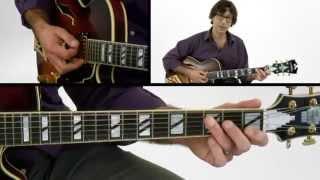 1-2-3 Jazz Chord Melody - #16 Melody Note - Guitar Lesson - Frank Vignola Mp3