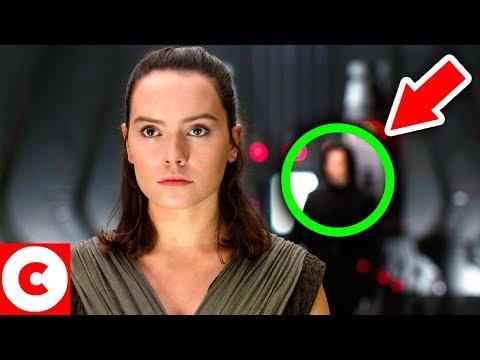 10 Détails Incroyables Cachés Dans STAR WARS Les Derniers Jedi