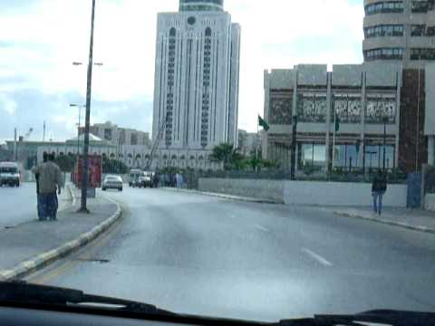 driving in Tripoli