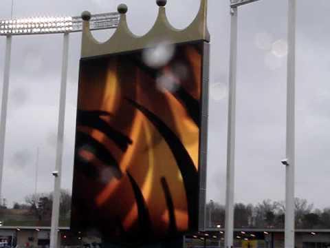 Joakim Soria's Entrance Video