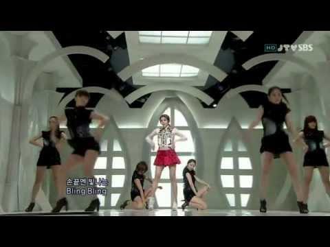 100711 JTV SBS Son Dam Bi - Queen Comeback Inkigayo 130331