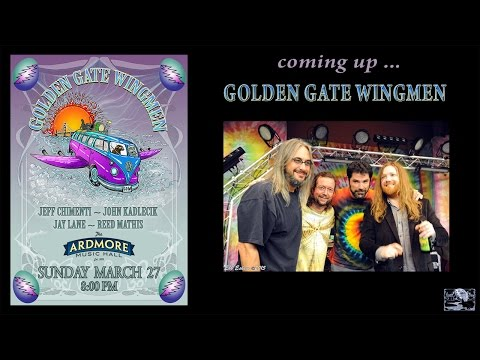 2016-03-27 Golden Gate Wingmen @ Ardmore Music Hall