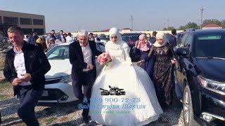 Красивая Свадьба, с участием несколько Невест. Старые-Атаги. Студия Шархан