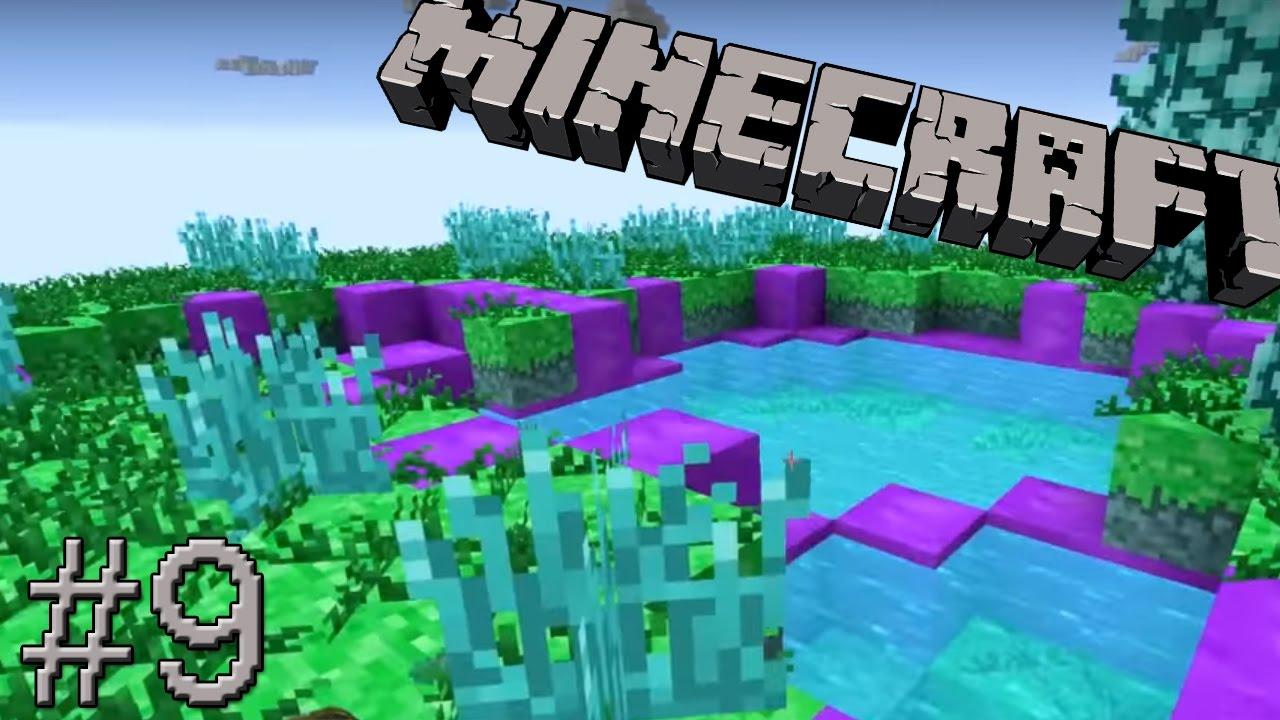 NOWA WYSPA? TEN ŚWIAT JEST CUDNY! | Minecraft  #9