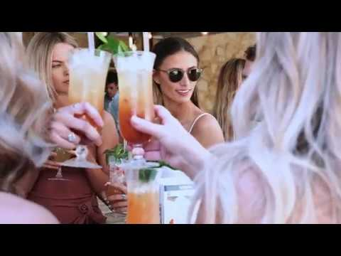 Poolside Welcome to Perth Royal Palms video October 2017