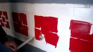 Как покрасить кафельную плитку(Можно ли покрасить плитку? Я скажу Вам - Да. Как я это делала смотрите в моем видео. Видео-инструкция по окра..., 2014-12-02T22:35:38.000Z)