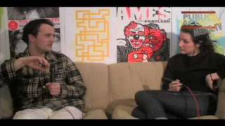 Mt. Eerie (Phil Elverum) - Public Access Media Interview