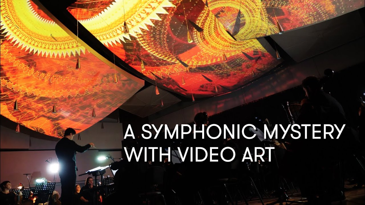 Mahler and Rubinstein: a symphonic mystery with video art