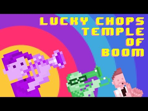 Lucky Chops - Temple of Boom (OFFICIAL VIDEO)