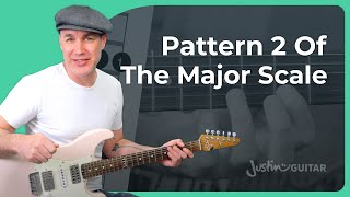 Pattern 2 of the Major Scale | When, Why, and How?