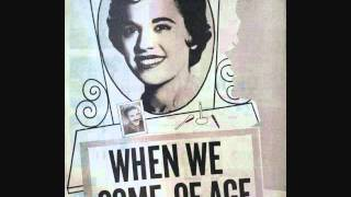 Joni James - When We Come of Age (1954)
