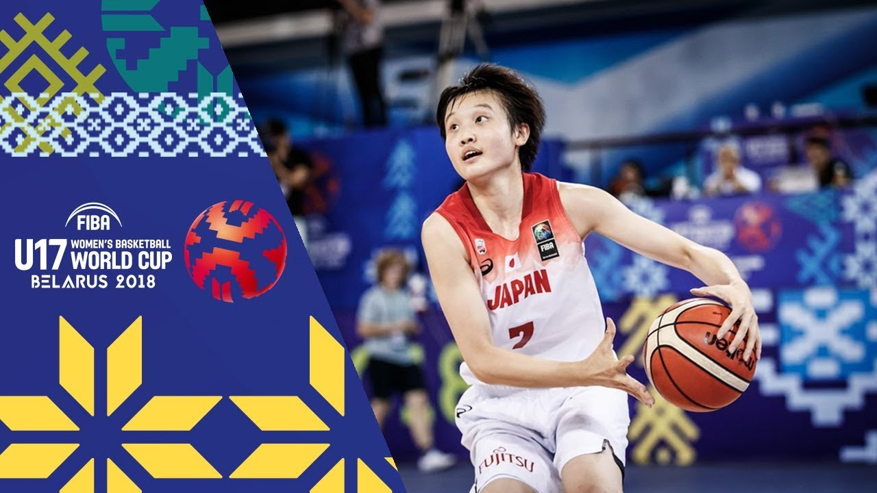 Latvia v Japan - Full Game - Class 7-8
