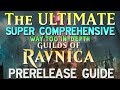 Mtg: The Ultimate Guilds of Ravnica prerelease Guide!