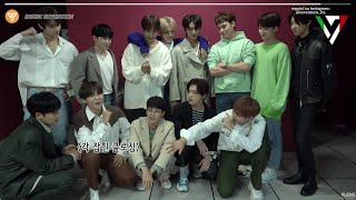 [SUB ITA][INSIDE SEVENTEEN] MBC 'Oh My Partner' Shoo…