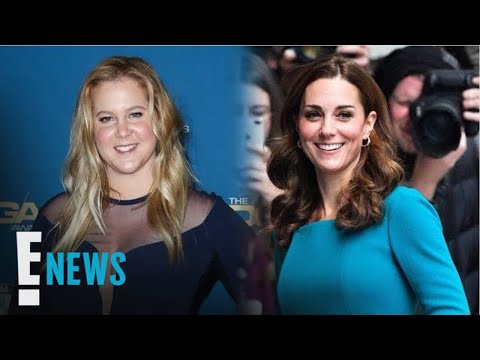 Billy and Julie - TRENDIN'Amy Schumer & Kate Middleton's Pregnancies