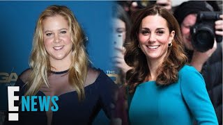 What Amy Schumer & Kate Middleton's Pregnancies Have In Common | E! News